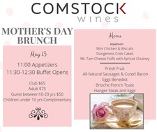 Mother's Day Brunch | 10-20 year-old