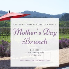Mother's Day Brunch | 9 and under